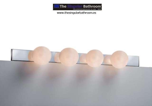 Apliques de baño iluminación led