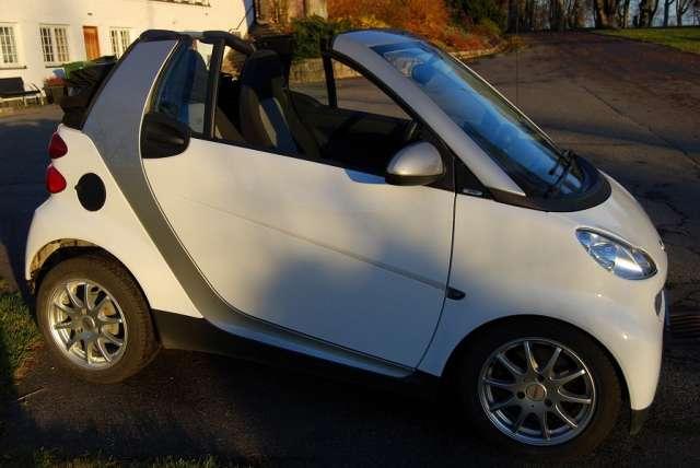 Smart fortwo cabrio gasolina