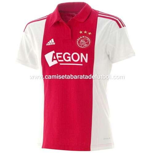 Camiseta del ajax de amsterdam primera equipación 2014-2015