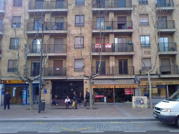 Alquilo apartamento salamanca