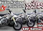 Pitbikes baratas - imr supermotard y motocross