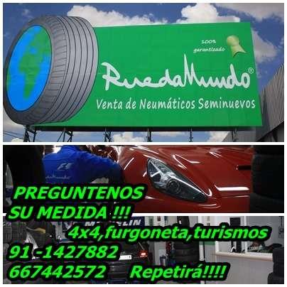 Neumaticos 2254517 segundamano economicas 678670745 ruedas km0