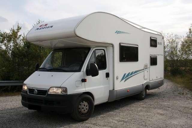 Caravana adria dk 670