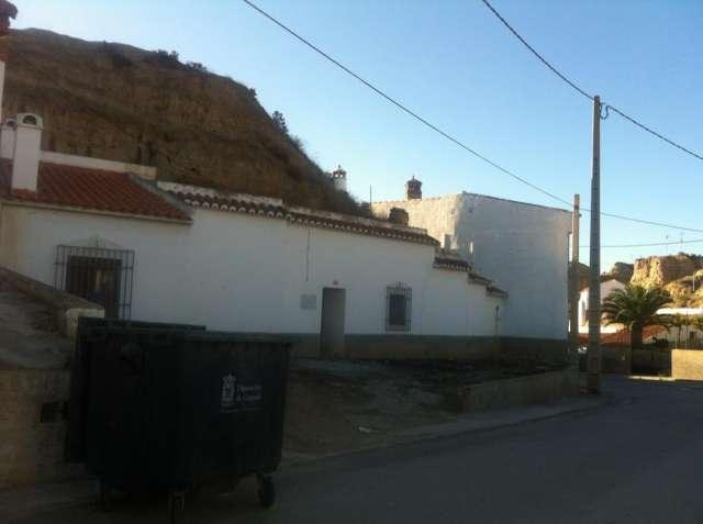 Casa cueva centrica granada