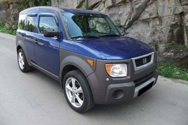 Honda element ex 4x4