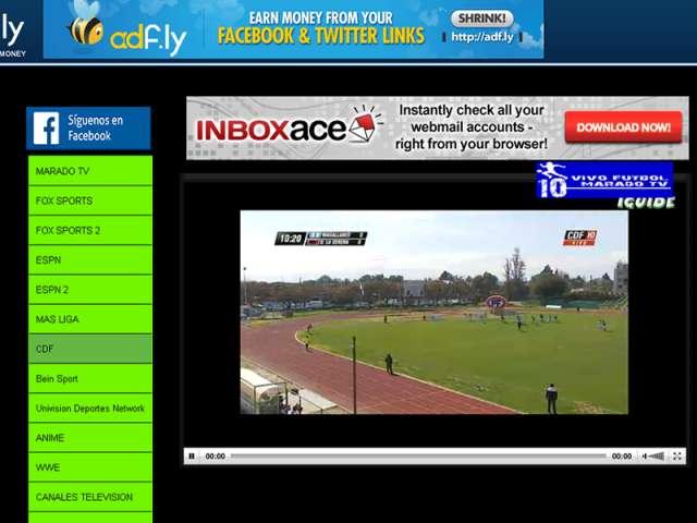 Marado tv - futbol en vivo gratis