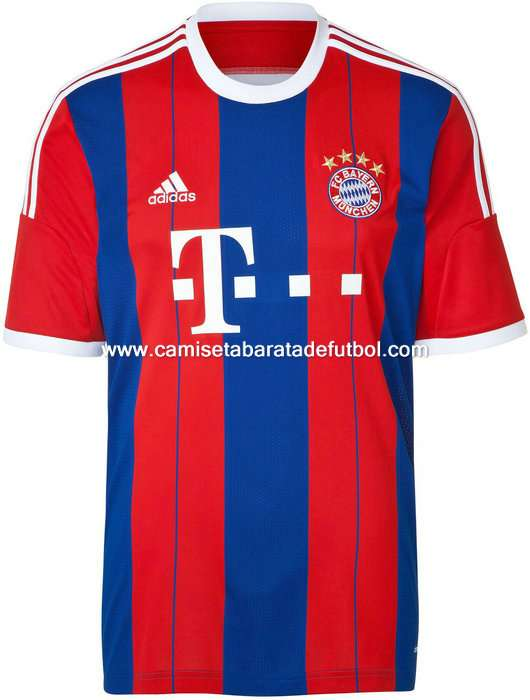 Camiseta bayern de munich 2015,equipacion bayern de munich 2015