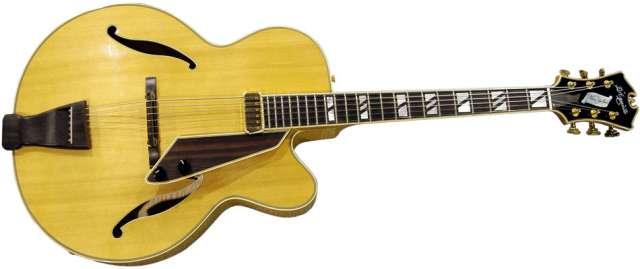 Clases de guitarra de jazz madrid