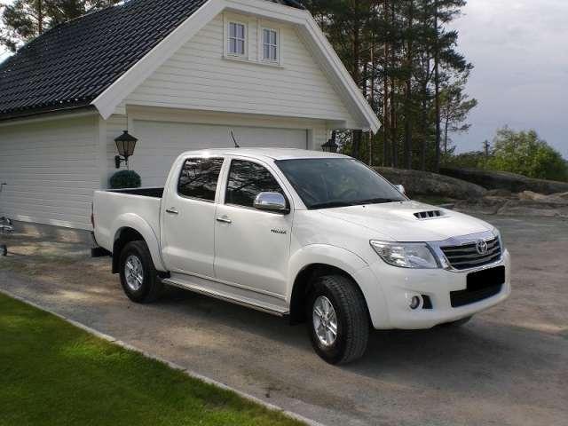 Toyota hilux 2010 diesel