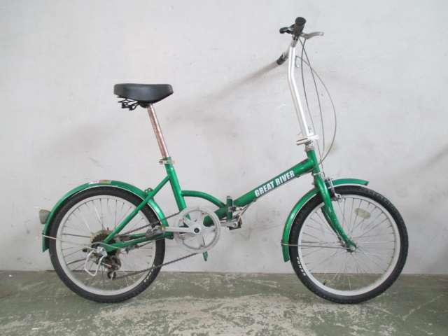 Bicicleta plegable #1052a