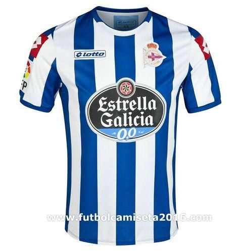 Camiseta rc deportivo primera equipación 2014-2015