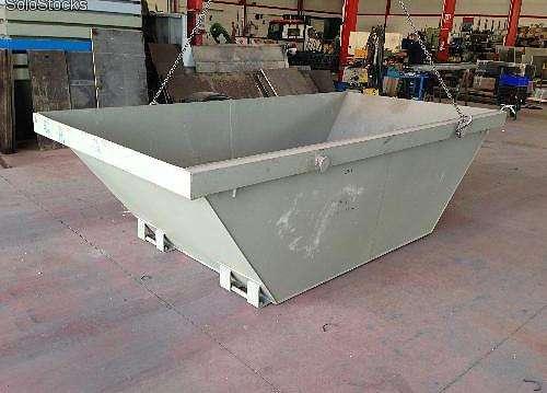 Contenedores y containers para retirar escombros y residuos en st cugat del valles.