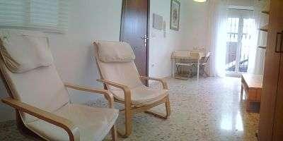 Apartamento 50m2 nuevo amueblado 1 dormitorio. climatizado