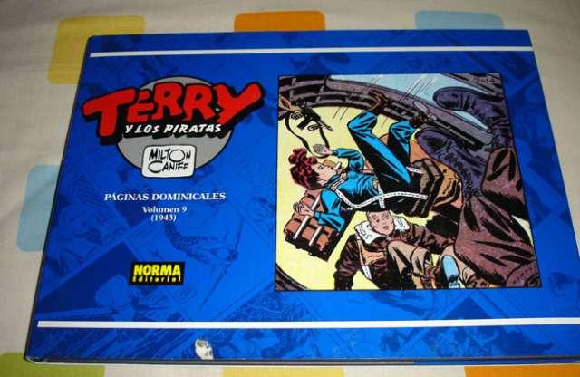 Terry y los piratas numero 9-norma-nuevo