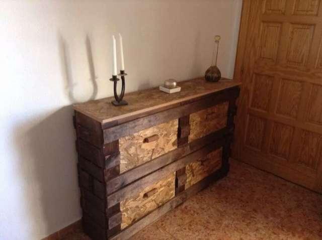 Muebles madera alicante 20170826182717 - Mueble de madera ...