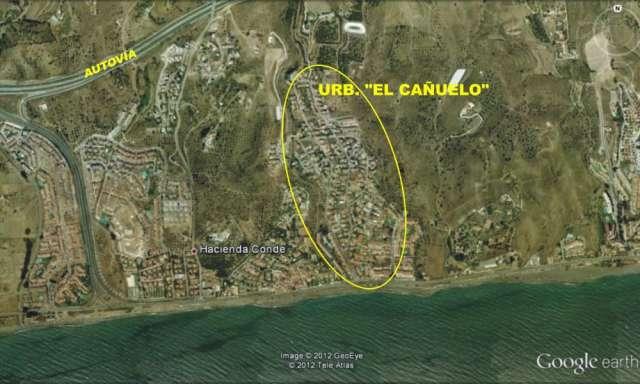 Venta parcela urbana 596,00 m2. junto al mar. malaga
