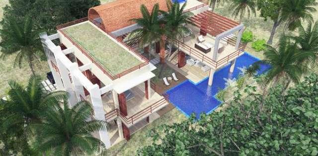 Venta de lotes urbanizados & casas en isla de baru