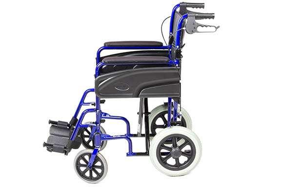 silla de ruedas invacare alu lite
