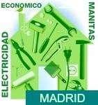 Manitas y electricidad barato en madrid-retiro