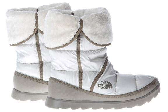 botas nieve north face