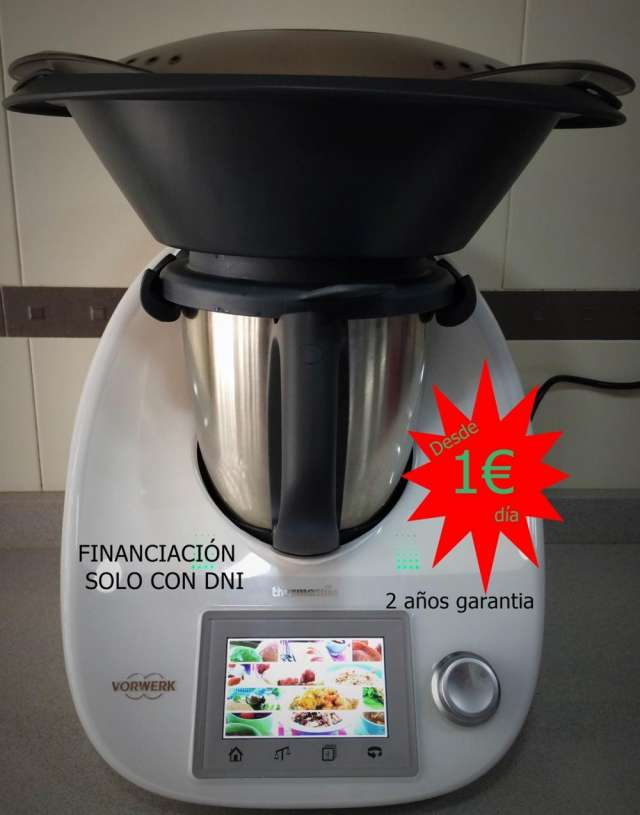 Nueva thermomix tm5 digital