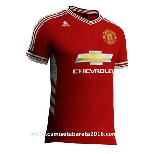 Camiseta del manchester united 2015-2016