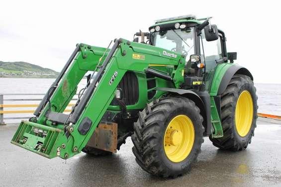 Tractor john deere 7530 premium