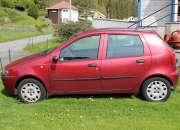 Se vende coche Fiat Punto 1,6 2001