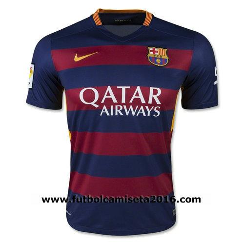 Camiseta del barcelona 2016