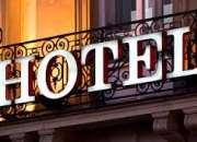 Venta de hoteles nacionales