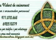 Andreu tarot y videncia a partir de 5 euros 97107…