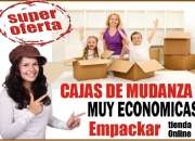 Cajas económicas Madrid 640:04-19:37: Cajas de embalaje Madrid