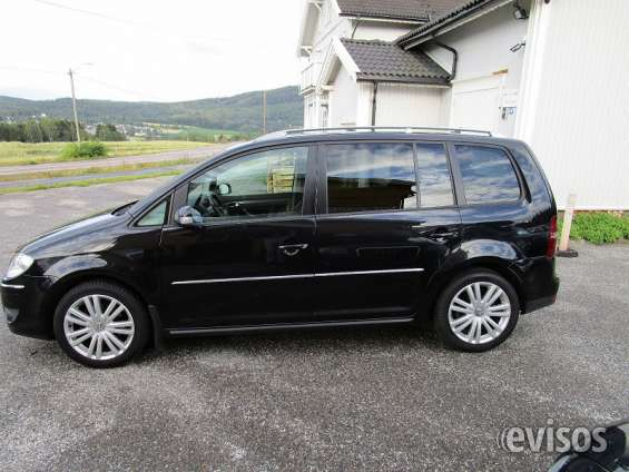 Volkswagen touran 1,9tdi highline