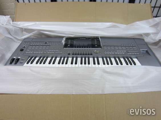 Yamaha tyros5 76-key teclado arranger de estación de trabajo