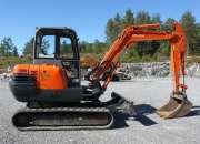 Excavador señala a hitachi modelo zx50