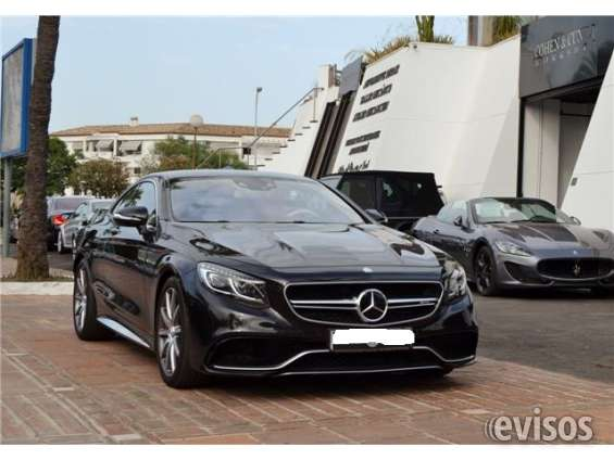 Mercedes-benz s 63 amg 4m largo