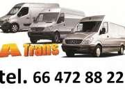 transportes, mudanzas nacional