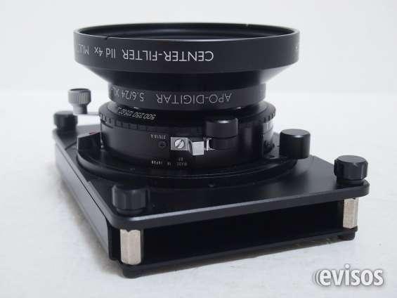 Unidad de lente 24mm f5.6 horseman apo-digitar para sw-d ii pro excelente.