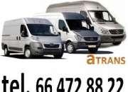 Transportes, mudanzas, traslados