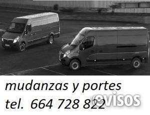 Furgonetas mudanzas - transportes furgonetas