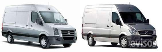 Transportistas con furgonetas y carrozados