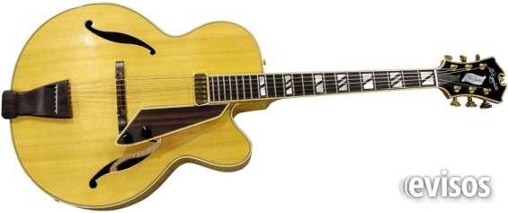 Guitarra de jazz clases