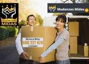 Mudanzas Madrid Barata 680227474 Servicio Mudanzas