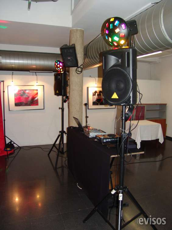 Dj disc movil disc jockey karaoke terrassa