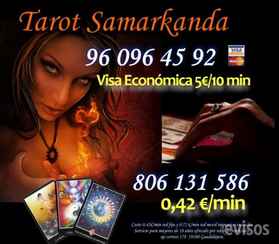 Tarot amor samarkanda 5 € -96 096 45 92 tarot economico 0.42 €/min. 806 131 586