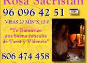 Vidente rosa sacristán 960964251 oferta tarot vis…