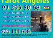 Tarot angeles por visa 5 euros  93 293 50 68  tar…