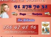 Vidente marta 91 278 70 32  consulta tarot completa visa 30 min por 25 €