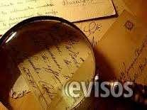 Perito caligrafo perciales caligraficas