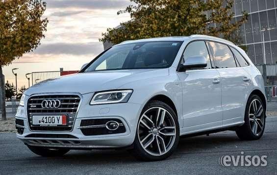 Audi sq5 3.0tdi como nuevo 2014